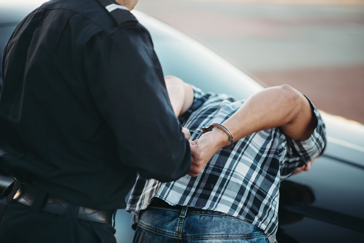 Five Steps in the Legal Process after an Arrest