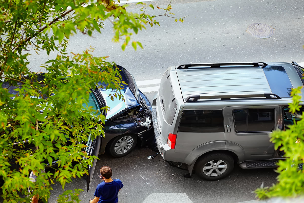 When an Auto Accident is Also a Crime